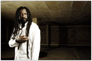 Lucky Dube, South African reggae singer