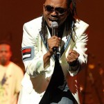 Reggae crooner Machel Montano performing at a past IRAWMA ceremony