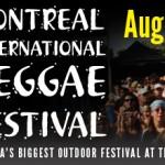 Montreal International Reggae Festival (MIRF) 2012